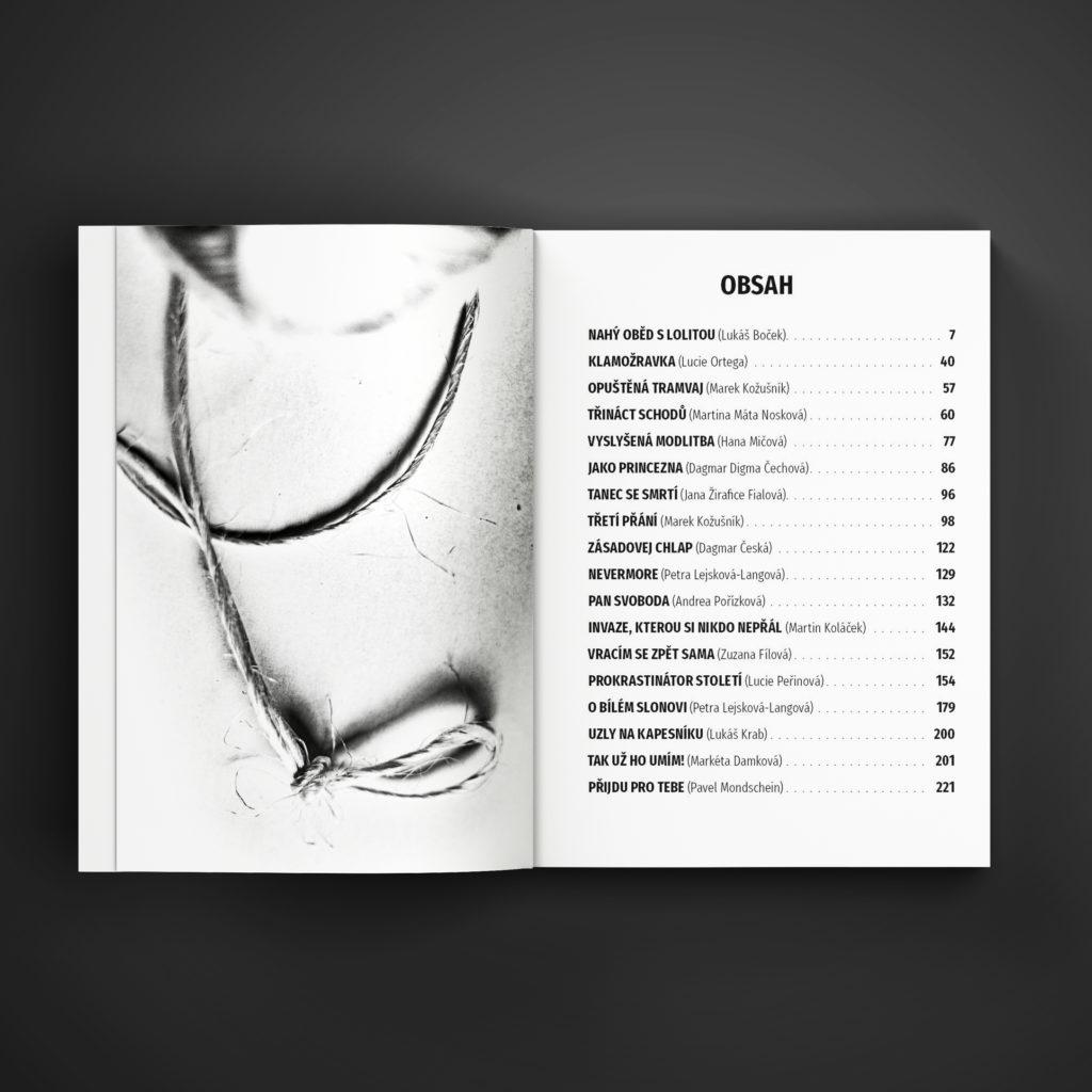 Obsah a ilustrace