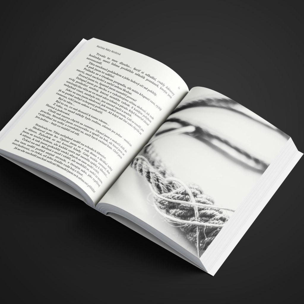 Sazba textu a ilustrace