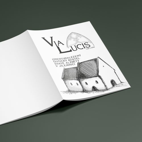 Via Lucis. Redesign celého časopisu